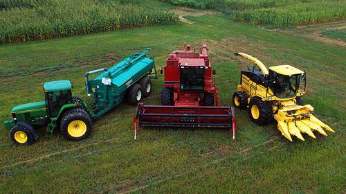 Spagna: aiuti per l'acquisto di macchinari agricoli