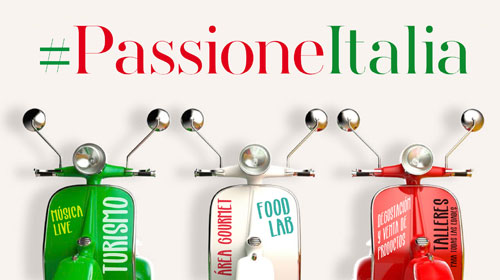 #PassioneItalia vuelve a Madrid con muchas novedades
