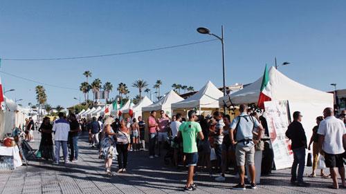 El municipio de Adeje recibe con los brazos abiertos a la segunda edición de 2019 de Passione Italia en la isla de Tenerife