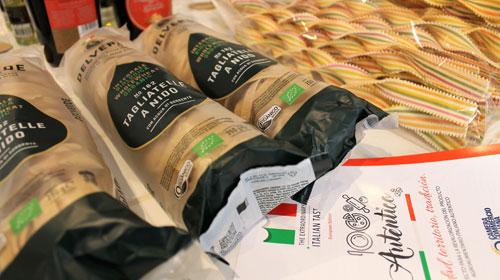 """Corner """"100% Auténtico"""" per testare nuovi prodotti italiani nel mercato spagnolo"""