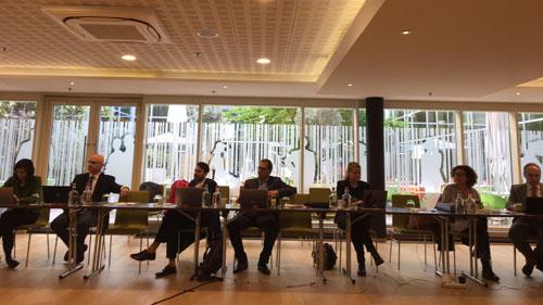 Workshop a Bruxelles per presentare il progetto MeMeVET