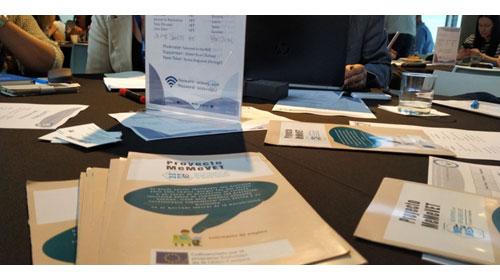 Presentazione del progetto MeMeVET a Lisbona