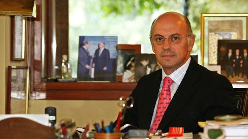 Aldo Olcese, Presidente de Fincorp y Consejero de la CCIS, nombrado Vicepresidente de la RAED