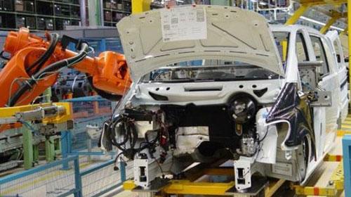 Récord en exportaciones españolas de componentes de automoción