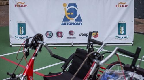 Il Programma Autonomy di FCA avvicina le scuole allo sport adattato e alla mobilità