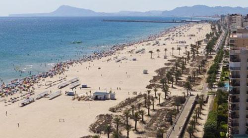Il numero di turisti internazionali in Spagna cresce nei primi 8 mesi dell'anno