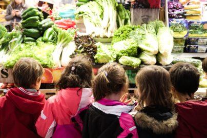2Showcookings para los niños de la Scuola Materna Italiana de Madrid