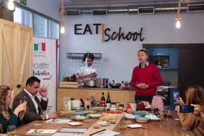75Masterclass de presentación de productos italianos bío y eco