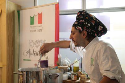 77Masterclass de presentación de productos italianos bío y eco