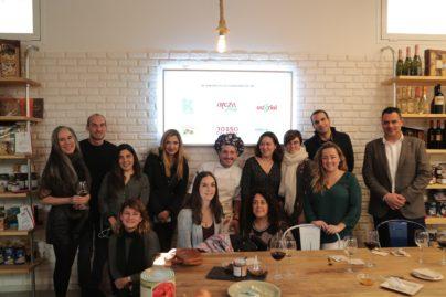 82Masterclass de presentación de productos italianos bío y eco