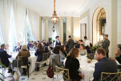 92Evento de presentación del proyecto ITmakES Food&Wine