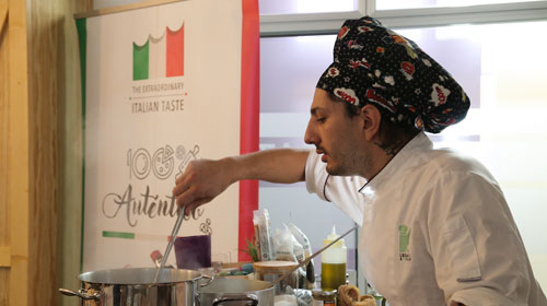 Il biologico italiano protagonista a Madrid