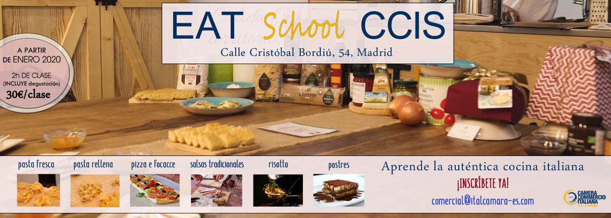 Cursos cocina italiana