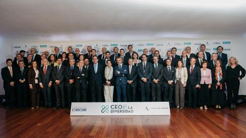 La Alianza #CEOPorLaDiversidad prende forma