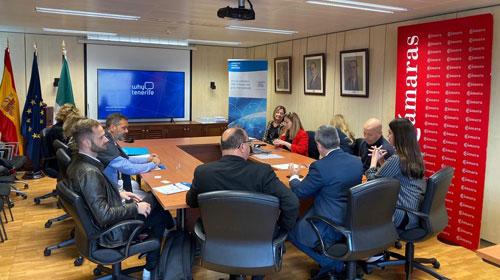 Empresas italianas eligen Tenerife como destino para invertir y diversificar sus actividades