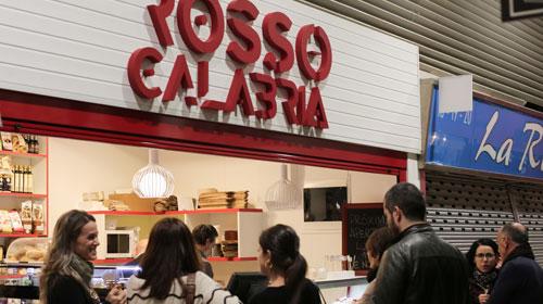 """Inaugurada la tienda """"Rosso Calabria"""" en el Mercado de Chamberí"""