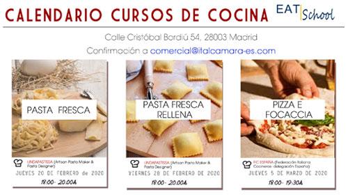 Corsi di Cucina Italiana nella CCIS
