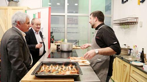 """Un viaje culinario entre los sabores de las """"Tres Venecias"""""""