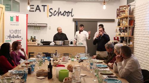 Éxito de la tercera cena regional sensorial en Madrid