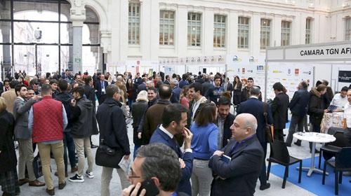 La CCIS presente en la 18ª edición de la feria de internacionalización IMEX-Madrid