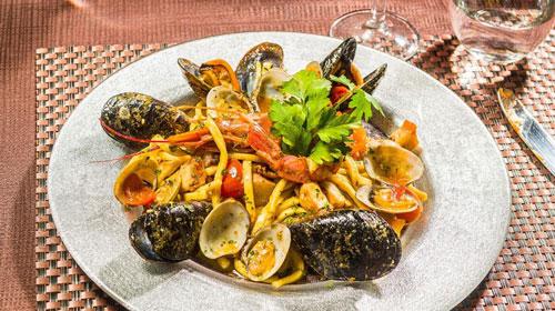 """""""10 platos hoy para degustarlos mañana"""", un recorrido en diez etapas para descubrir la auténtica cocina italiana"""