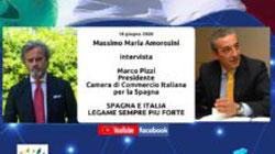 Entrevista al presidente Pizzi: España, oportunidades y escenarios post Covid-19