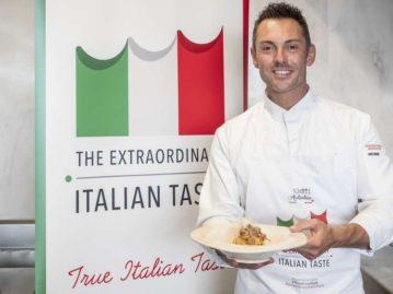 Ferdinando Bernardi y True Italian Taste - César Tragaldabas Pro