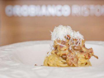 Spaghetti alla carbonara de Ferdinando Bernardi - César Tragaldabas