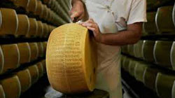 Las exportaciones de Parmigiano Reggiano crecen un +11,9% en el primer semestre de 2020