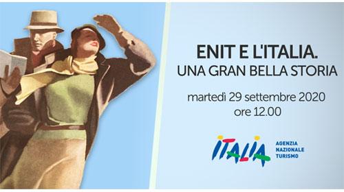 """Mostra virtuale """"Enit e L'Italia. Una gran bella storia"""""""