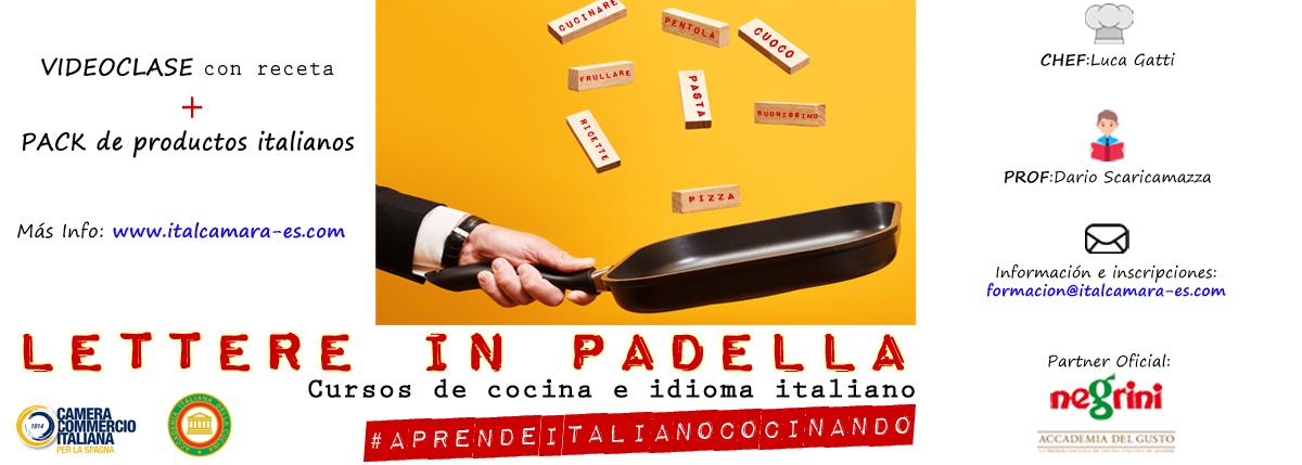 Lettere in Padella