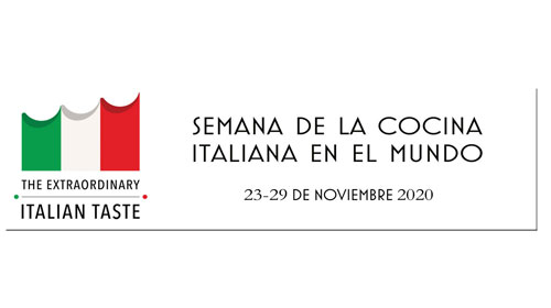 """V edición de la """"Semana de la Cocina Italiana en el Mundo"""" entre saberes y sabores"""