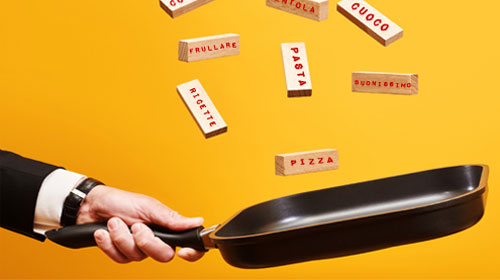 La CCIS presenta la iniciativa LETTERE IN PADELLA – Aprende el italiano cocinando