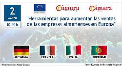"""La CCIS alla giornata """"Strumenti per aumentare le vendite in Europa"""""""