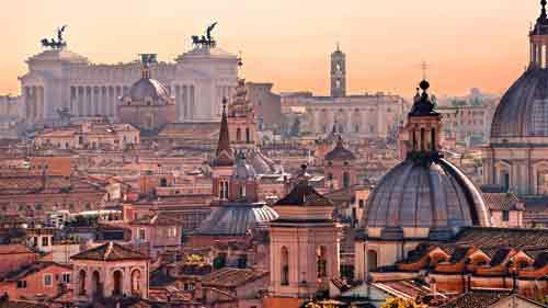 Profesionales del sector turístico de Roma encuentran buyers españoles