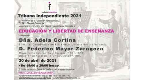 """Tribuna independiente: """"Educazione e Libertà di Insegnamento"""""""