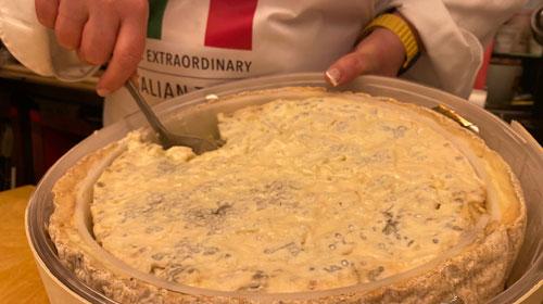 I formaggi e salumi italiani protagonisti della masterclass True Italian Taste