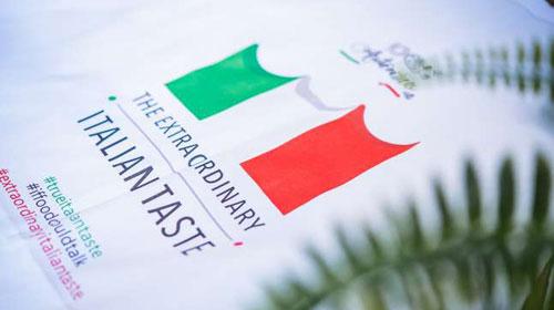 """Un Aprile all'insegna del """"True Italian Taste"""""""