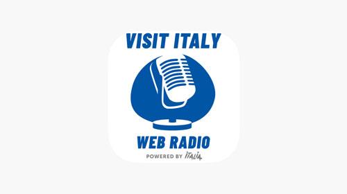 """Nasce """"Visit Italy web Radio"""" la prima radio internazionale per la promozione e il rilancio del turismo italiano"""