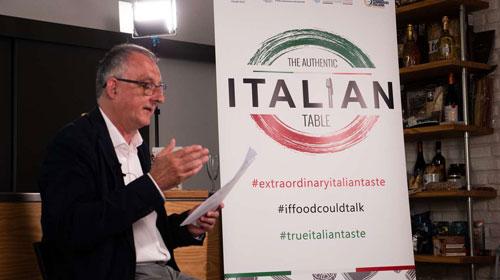 Un omaggio alla gastronomia italiana tra poesia e sapori autentici