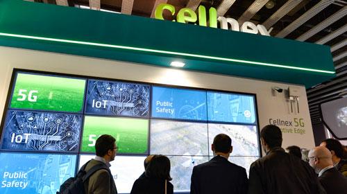 Cellnex presenta en el MWC21 el potencial socioeconómico del 5G