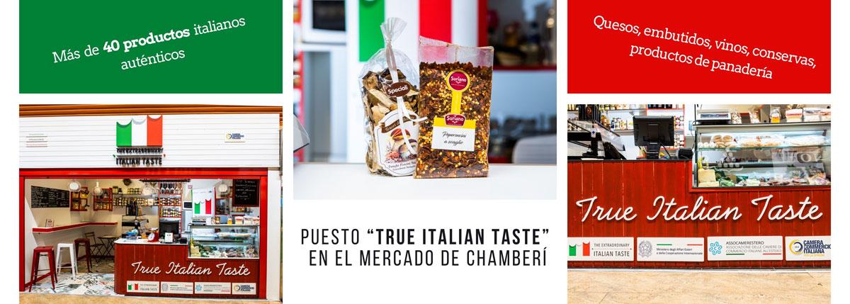 Puesto True Italian Taste