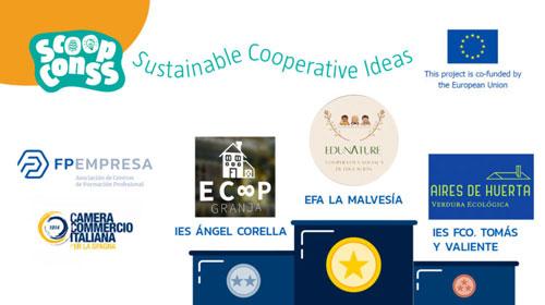 Finaliza con éxito la primera edición del concurso EU Scoop!