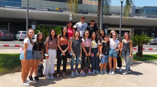 Practicas en empresas españolas para 50 estudiantes italianos