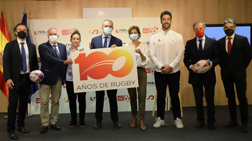 Generali patrocinará el encuentro entre las selecciones de rugby de España e Italia