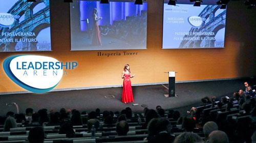 """Llega a Madrid """"Leadership Arena"""", el gran evento de storytelling motivacional"""