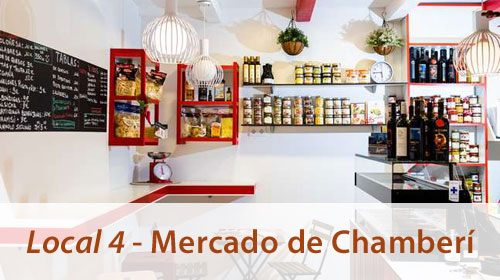 """En el Mercado de Chamberí de Madrid, el espacio dedicado a la excelencia agroalimentaria """"made in Italy"""""""