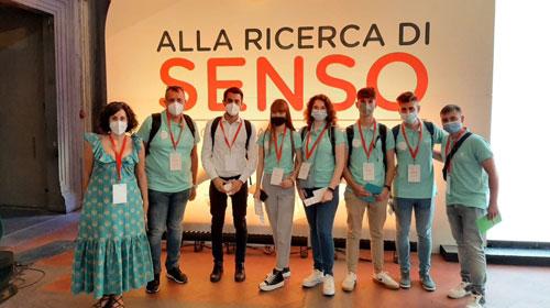 La CCIS en el Festival Nacional de la Economía Civil de Florencia